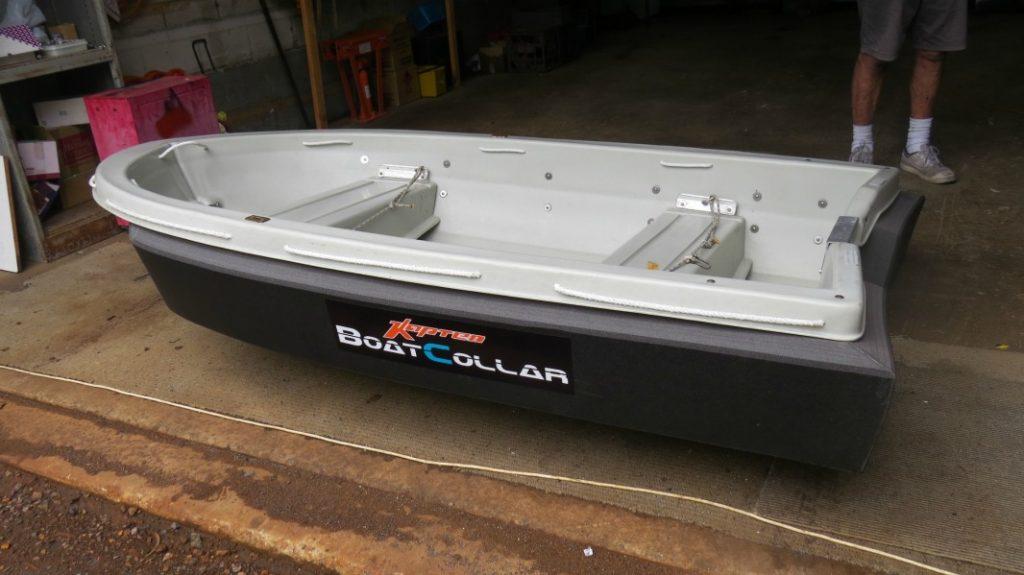 2.4m Plastic Skippa tender with Max-66 Collar