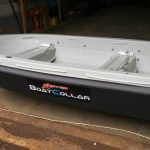 2.4m Plastic Skippa tender with Max-66 Collar