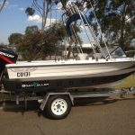 4.2m Cruise Craft Rogue, with Transom Foam