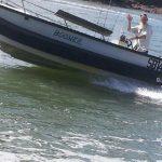 Boat Collar on 5.2m boat
