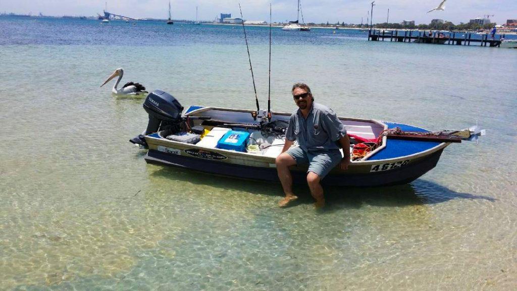 3.3m Savage boat