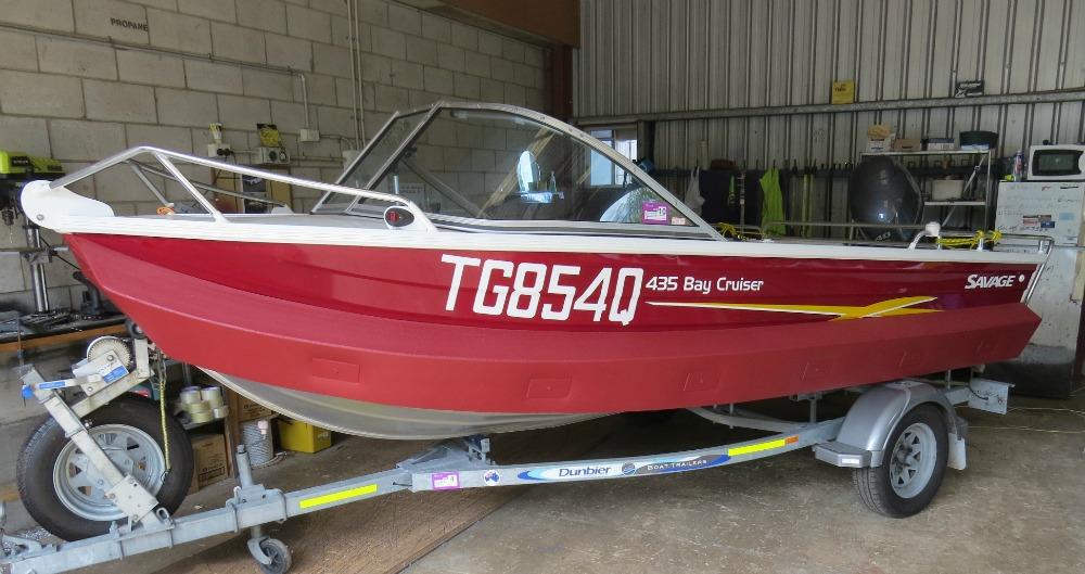 435 Savage Bay Cruiser