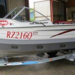 450 Savage Bay Cruiser, runabout