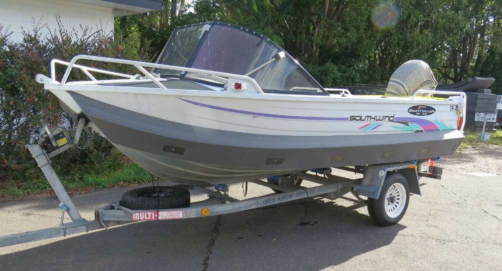 4.5m Southwind, runabout