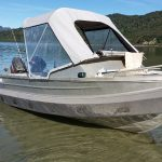 4.5m New Zealand boat with Boat Collar