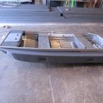 3.4m Quintrex v-nose punt roof-topper