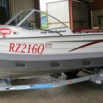450 Savage Bay Cruiser, runabout